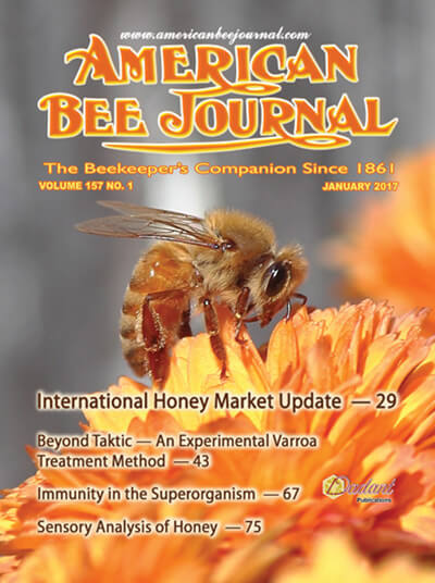 January 2017 American Bee Journal